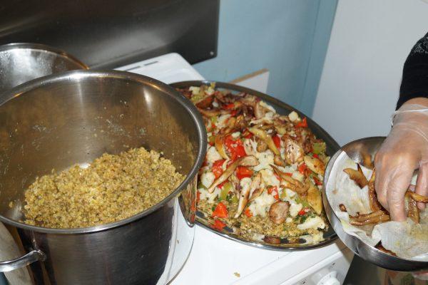Irakilaista ruokaa