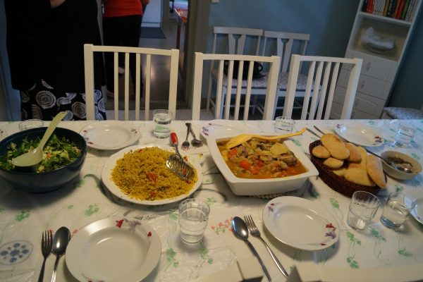 Kurdilainen ruokaa