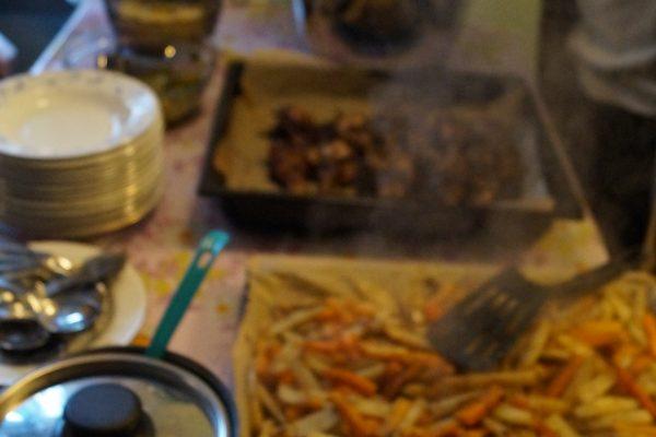 somalialaista ruokaa