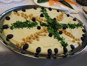 Iranilaista ruokaa